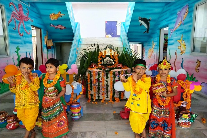 Gurukulam The School-Festival Celebration