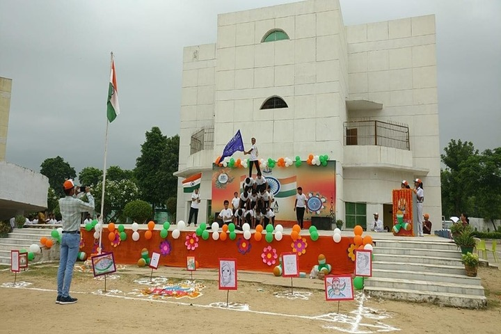 Gurukulam The School-Republic day