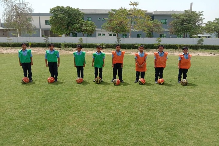 Gurukulam The School-Sports Team