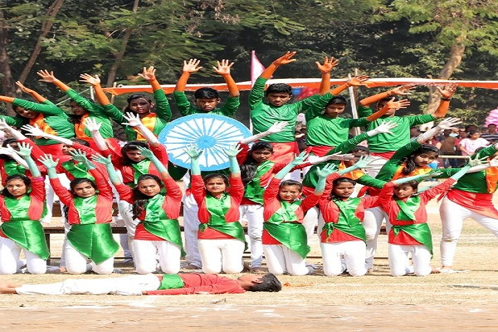 Gyan Deep Senior Secondary School-Republic Day Celebration