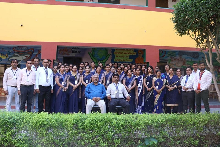 Gyan Deep Senior Secondary School-Staff