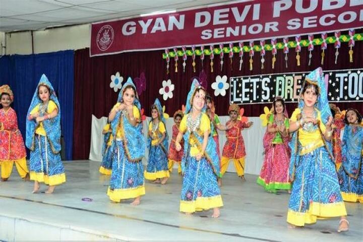 Gyan Devi Public School-Annual day Celebration