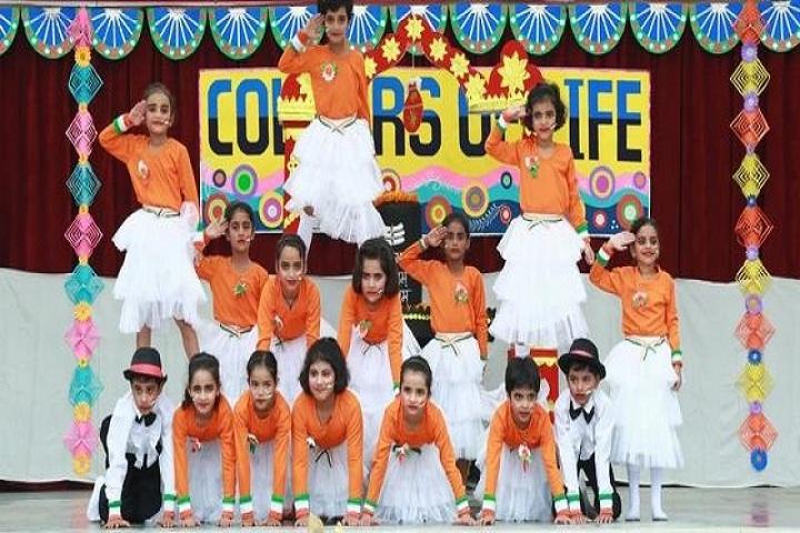 Gyan Devi Public School-Annual day