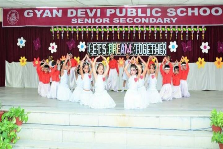 Gyan Devi Public School-Dance