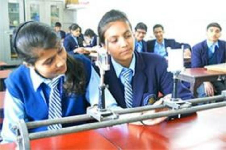 Gyan Devi Public School-Lab