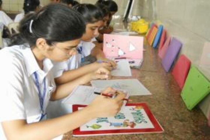Gyan Devi Public School-Maths Lab