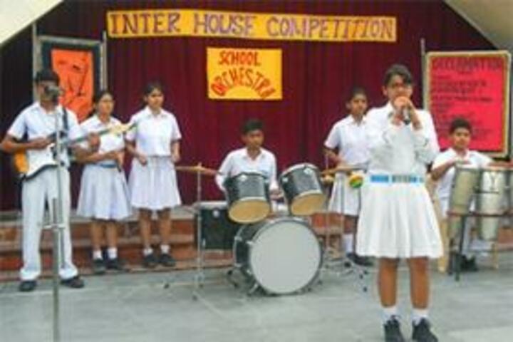 Gyan Devi Public School-Music
