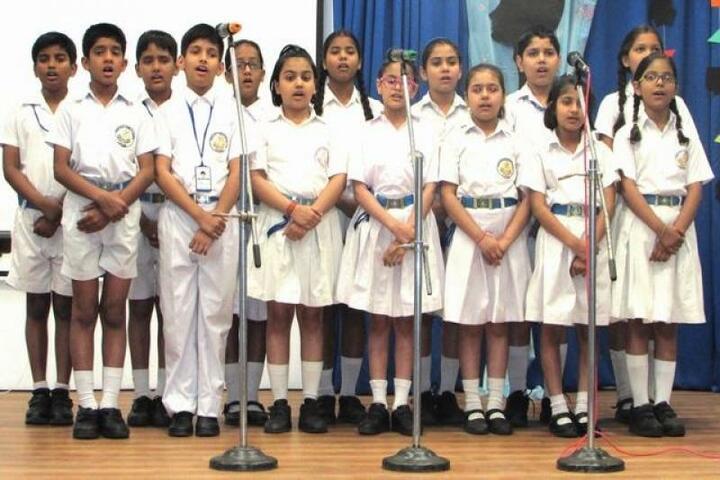 Gyan Devi Public School-Singing