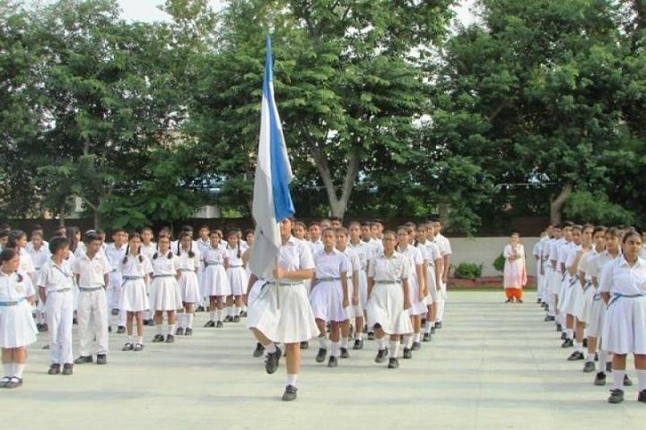 Gyan Devi Public School-Sports day