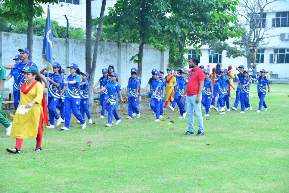 Gyan Ganga Global School-Activities