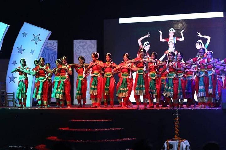 Gyan Ganga Global School-Annual day