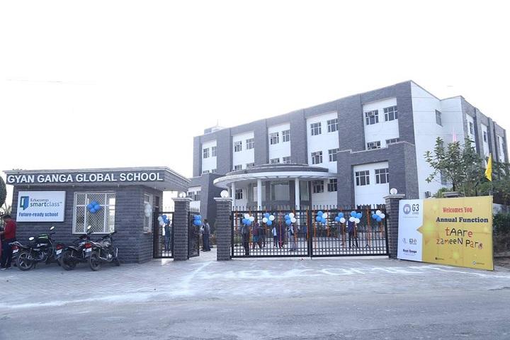 Gyan Ganga Global School-Campus View