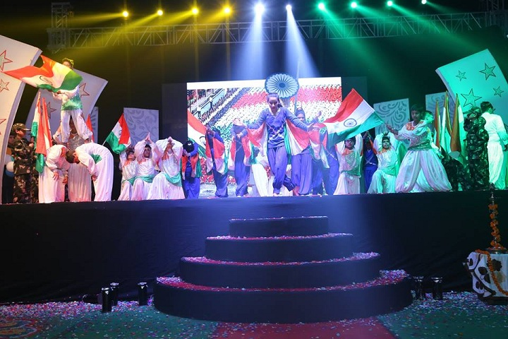 Gyan Ganga Global School-Celebrations
