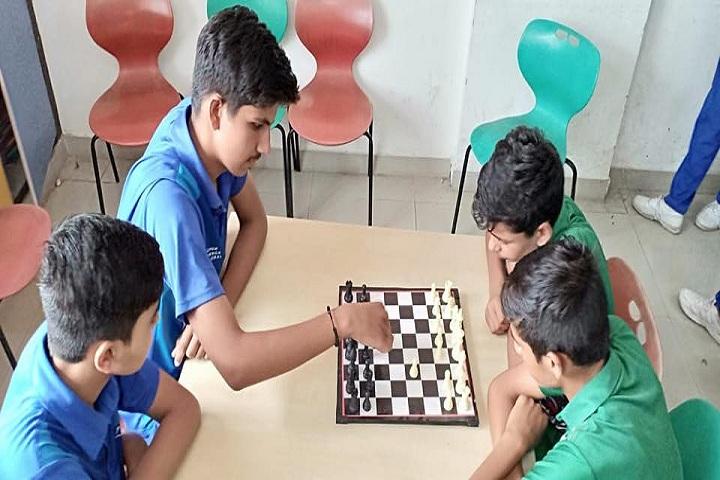 Gyan Ganga Global School-Indoor Games