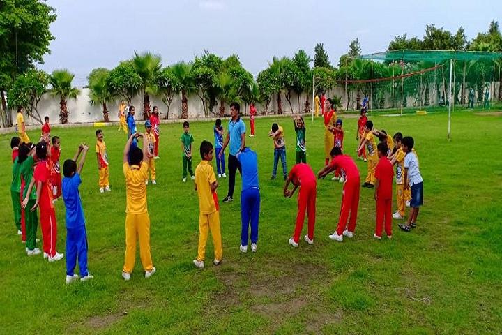 Gyan Ganga Global School-Physical Training