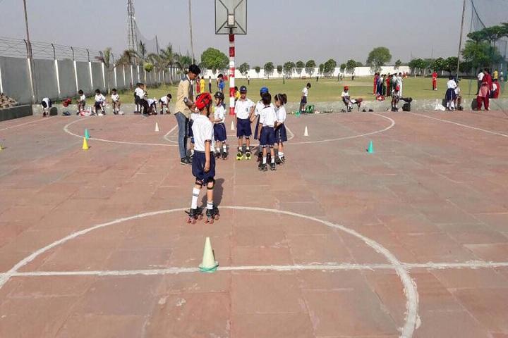 Gyan Ganga Global School-Play Area