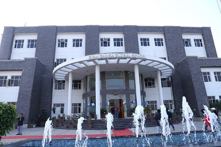 Gyan Ganga Global School-School Building