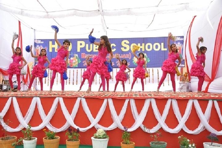 H D Public School-Annual Day Celebrations