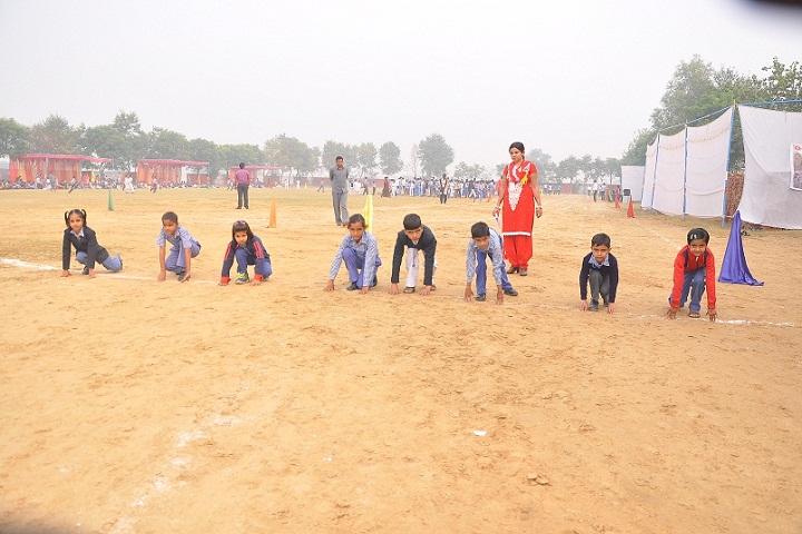 H D Public School-Sports