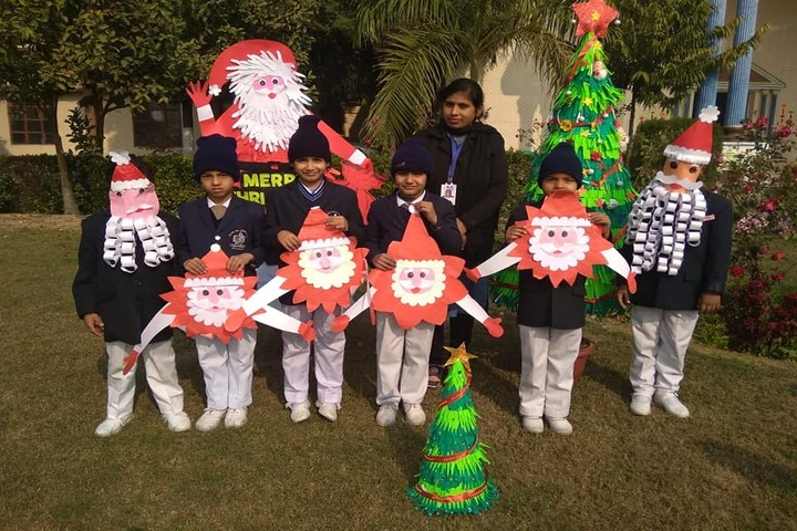 H D Senior Secondary Public School-Christmas Day