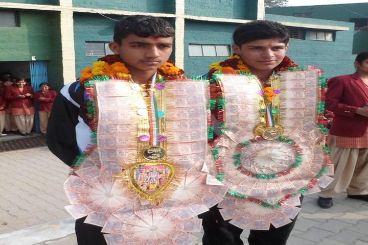 H D Senior Secondary School-Champions