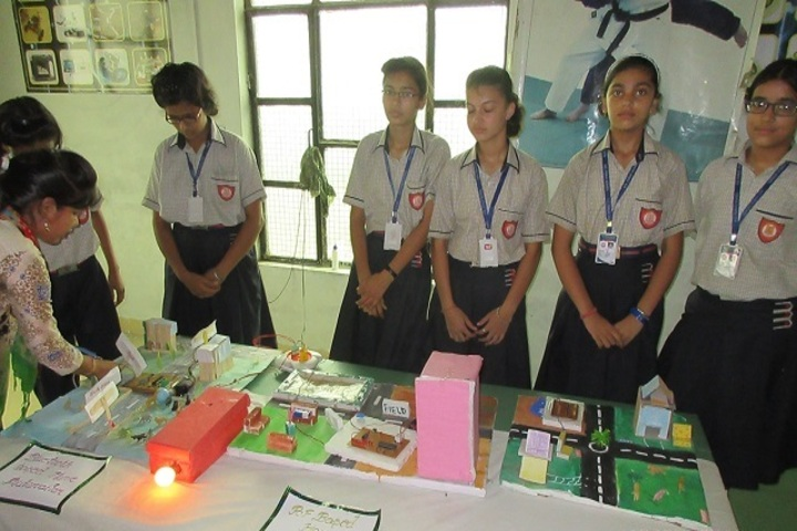 H D Public School-Exhibition