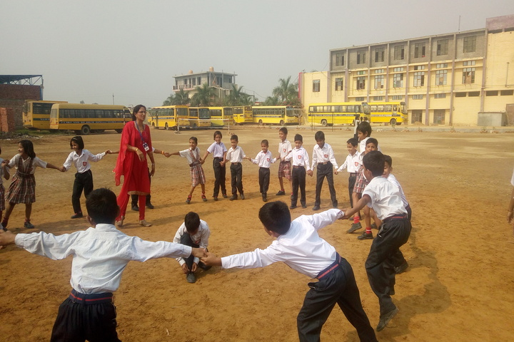H D Public School-Play Ground