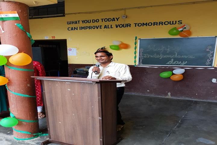 H C Memorial Public School-Event