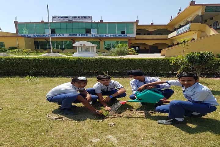 H C Memorial Public School-Plantation