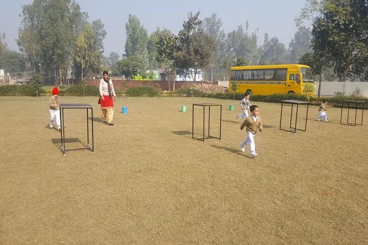 H C Memorial Public School-PlayGround