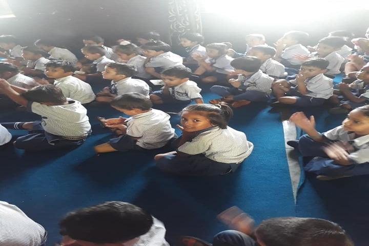H C Memorial Public School-Students