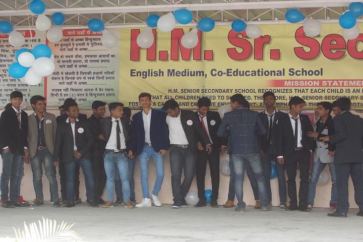 H M Senior Secondary School-Annual Day