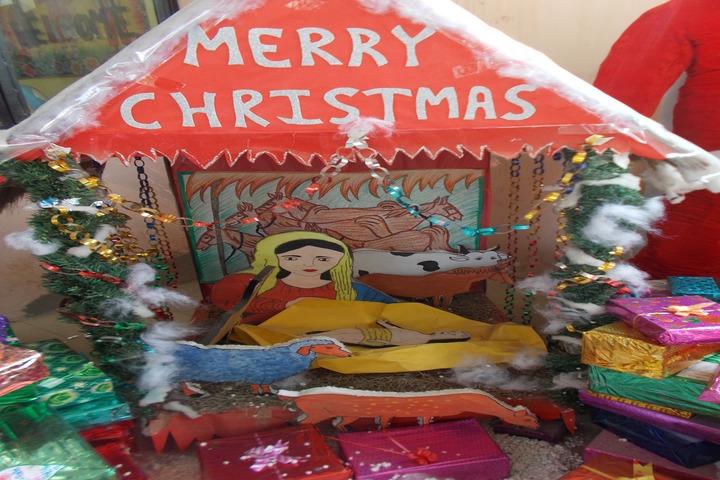 H M Senior Secondary School-Christmas Day