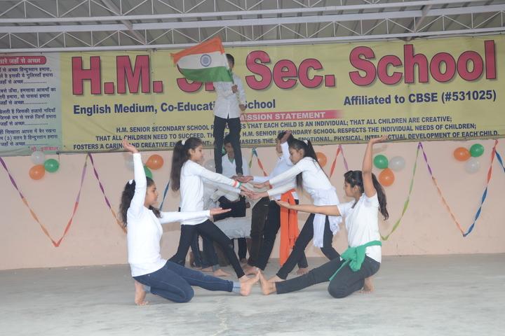 H M Senior Secondary School-Republic Day