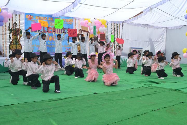 H N Model Senior Secondary School-Event