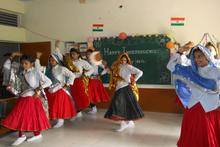 H N Model Senior Secondary School-Independence Day