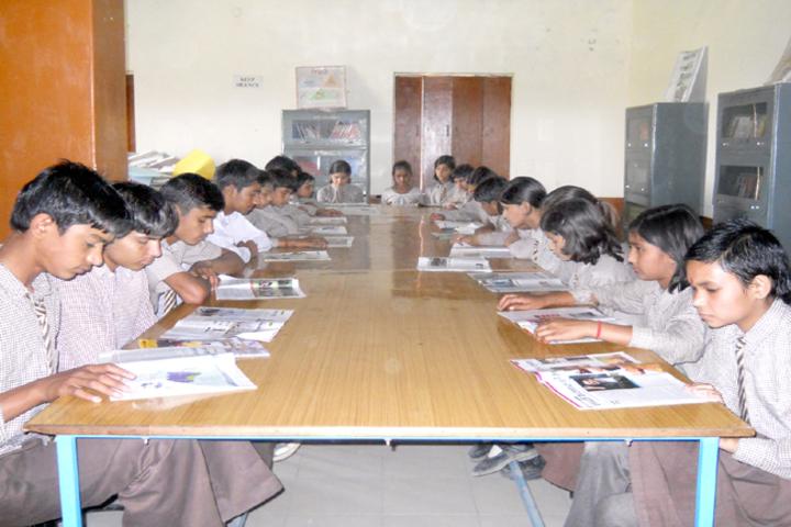 H N Model Senior Secondary School-Library