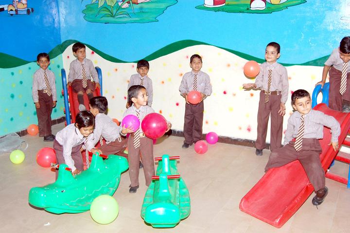 H N Model Senior Secondary School-Playarea