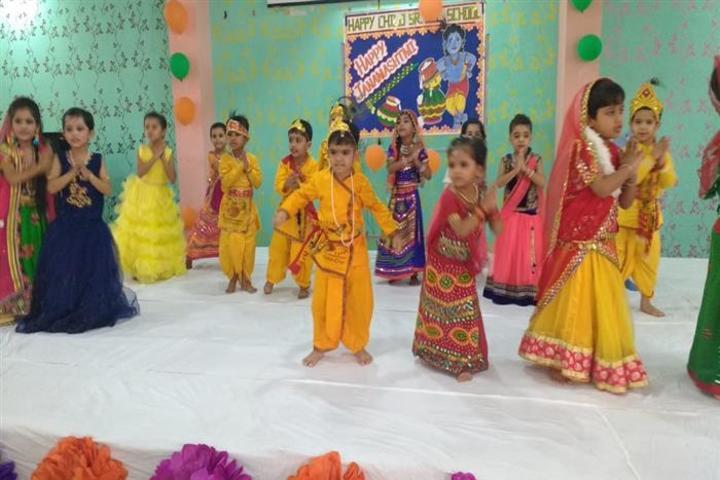 Happy Child High School-Festival Celebration