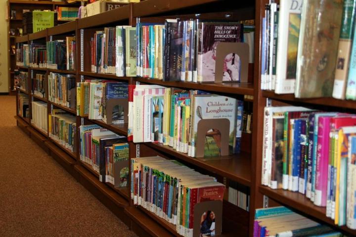 Happy Evergreen Senior Secondary School-Library