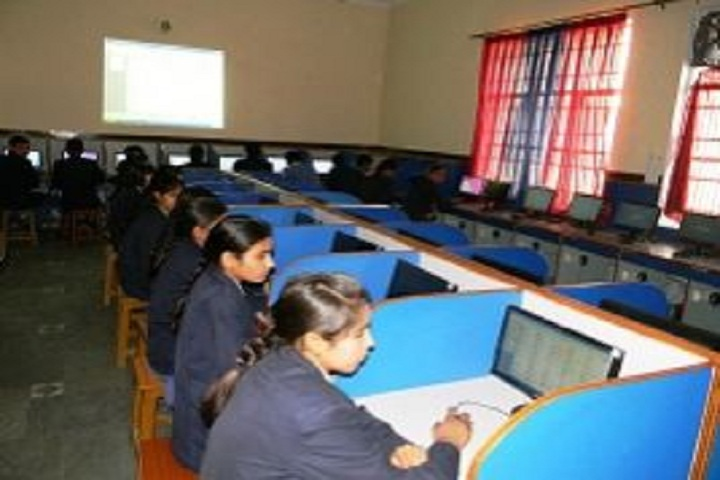 Hare Krishna International Senior Secondary School-Computer Lab