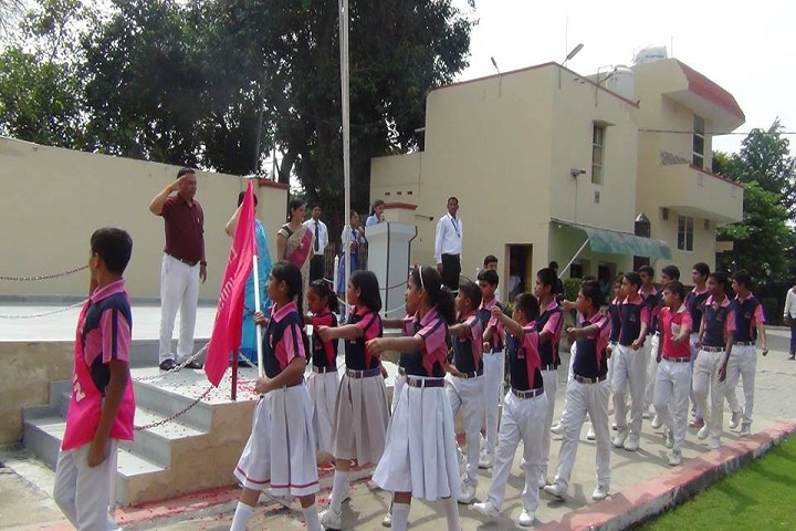 Hare Krishna International Senior Secondary School-Independence Day