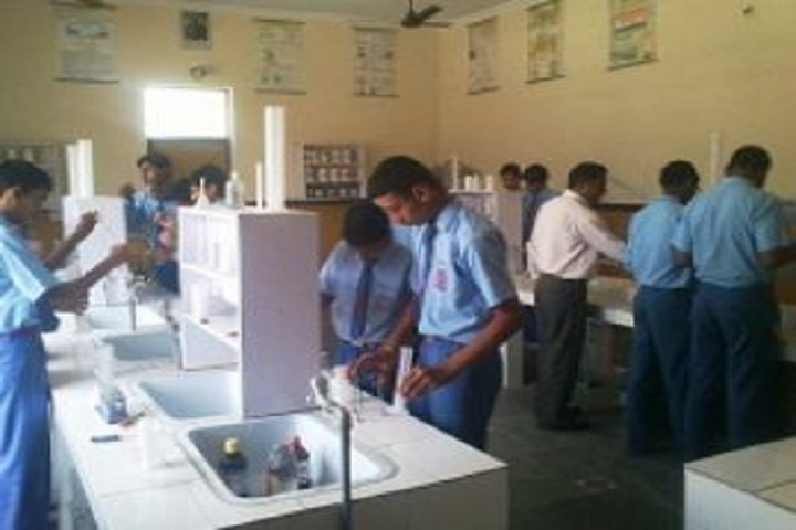 Hare Krishna International Senior Secondary School-Science Lab