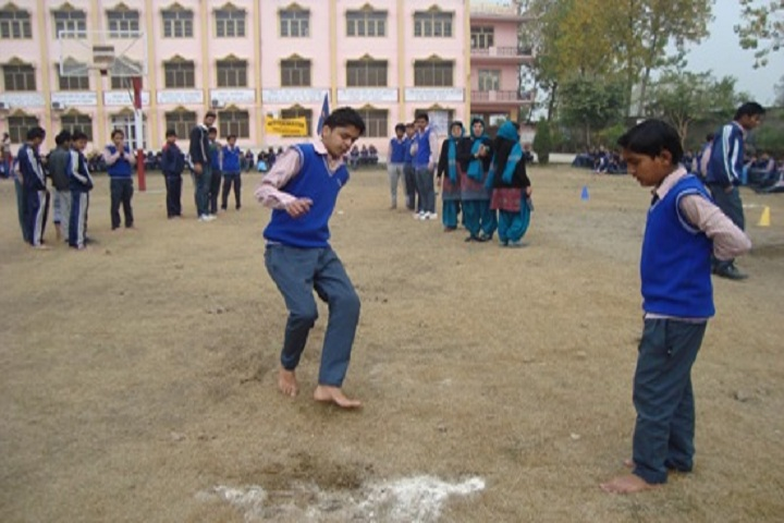 Hari Om Shiv Om Public School-Games
