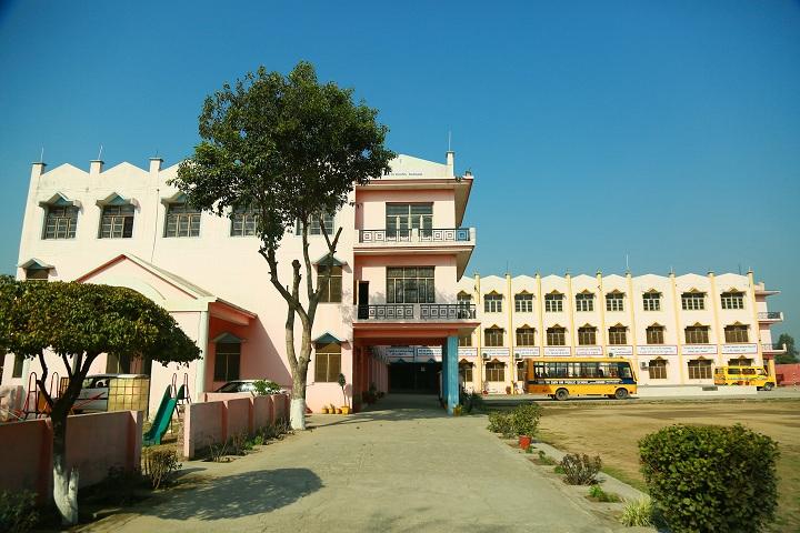 Hari Om Shiv Om Public School-School Building