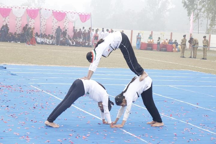 Hari Om Shiv Om Public School-Yoga