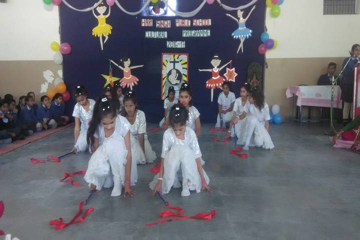 Hari Singh Public School-Cultural Event