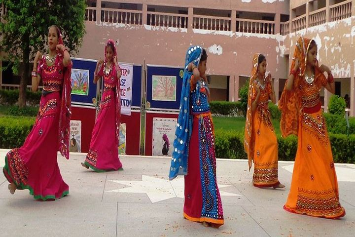 Hari Singh Public School-Fancy Dress