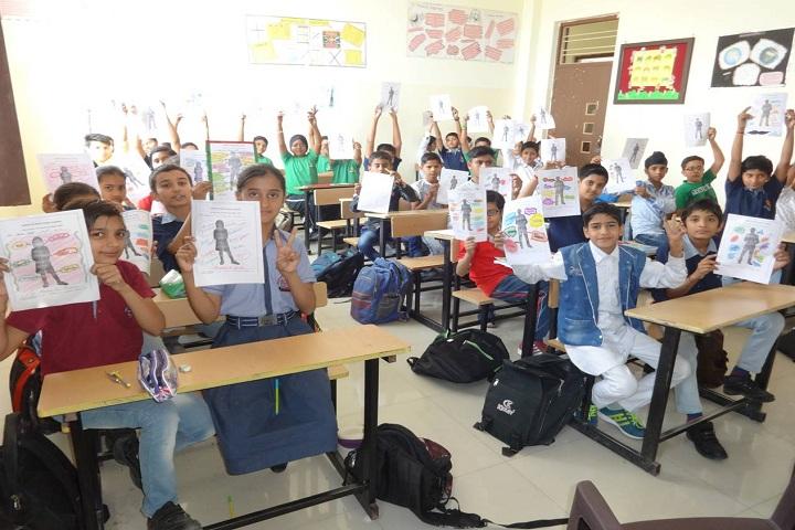 Harsh International School-Classroom
