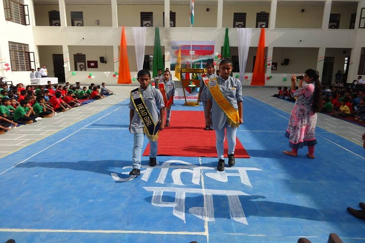 Harsh International School-Independence Day Celebration
